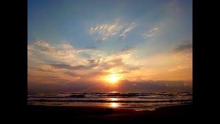 Sunrise on Side beaches - Side / Antalya / Turkey