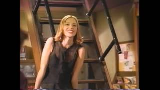 Sarah Michelle Gellar Buffy Bloopers Forgets Lines on Set of Buffy Vampire Slayer Compilation