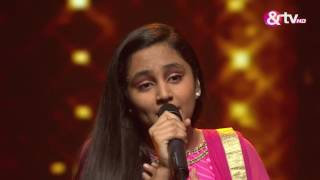 Kavya limaya - Pyar Kiya Toh Darna Kya - Liveshows - Episode 20 - The Voice India Kids