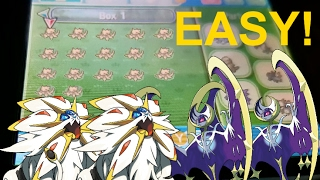 how to clone pokemon in sun and moon working glitch 2017