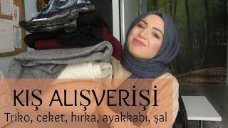 Kıyafet Alışverişi || Kış Kombin Önerileri