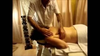 Back massage  آموزش ماساژ پشت