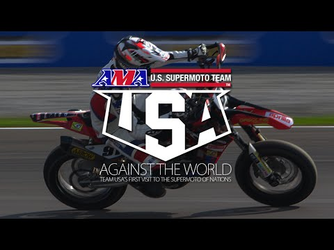 "Download ""Against The World"" - Team USA at the SuperMoto Of Nations free"