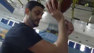 شووف كيف مهارة تسديد الكرة في كرة السلة Shoof Keef Basketball Shooting