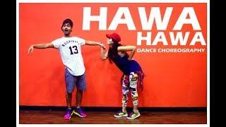 Hawa Hawa dance choreography    Mubarakan   Vicky and Aakanksha