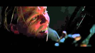 Doom (2005) Jump Scare - Portman Gets Attacked