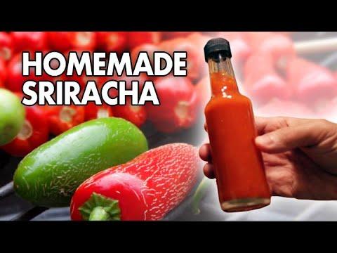 Xxx Mp4 How To Make Homemade Sriracha Hot Sauce 3gp Sex