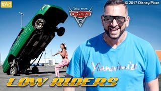 Low Riders Challenges in Vegas - Cars 3 Road Trip Rivals Day 1