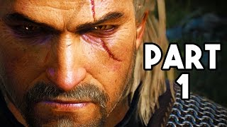 The Witcher 3 Walkthrough Gameplay Part 1 - Intro - Story Mission 1 (The Witcher 3 Wild Hunt)