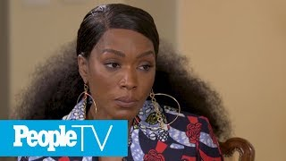 Angela Bassett Opens Up About Her Difficult Childhood   PeopleTV   Entertainment Weekly