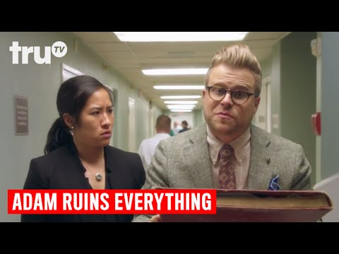 Adam Ruins Everything The Real Reason Hospitals Are So Expensive truTV