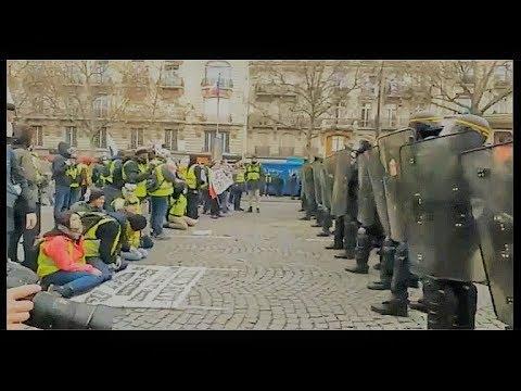 Xxx Mp4 GJ à Paris 8 Décembre Acte 4 Début De Guerre Civile 3gp Sex