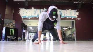 Bboy Moy Basic Training Drills