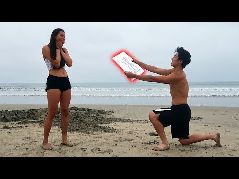 How I Asked Her To Be My Girlfriend