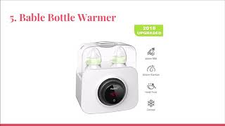 Top 10 Best Baby Bottle Warmers in 2019 Review