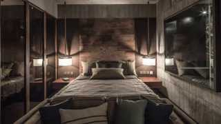 Luxury Xintiandi Penthouse in Shanghai by Joyce Wang Studio