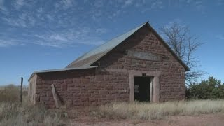 Disturbing find in abandoned Route 66 buildings