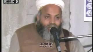 Jafar Hussain Qurashi Topic Shahdat-e- Ali Asghar Ali Pur Chatha Gujranwala