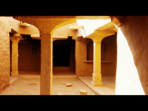 Ancient Indian Village Houses - From the inside
