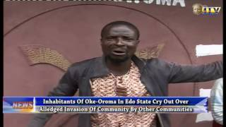 Inhabitants Of Oke-Oroma In Edo State Cry Out Over Alleged Invasion Of Community