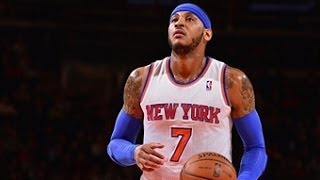 Carmelo Anthony's 62 Point Night! Watch Every Made Field Goal!