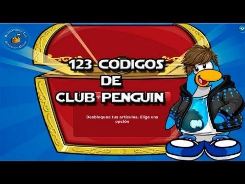 ¡¡¡123 Codigos de Club Penguin Para desbloquear Ropa