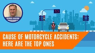 Top Causes of Motorcycle Accidents in Georgia. Are You At Risk?