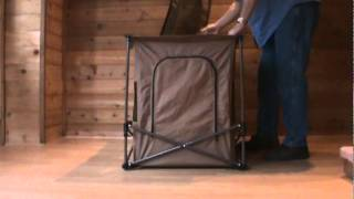 World's Fastest Folding & Compact Pet Crate
