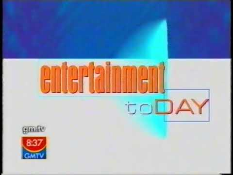 GMTV Entertainment Today titles 2003