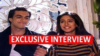 Rapid Fire With Mohsin Khan AKA Kartik & Shivangi Joshi AKA Naira  | Exclusive
