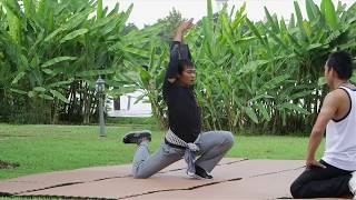 """Tony Jaa Training, Workout 2017"