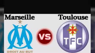Marseille 4 vs Toulouse 0 avec le son D'RMC