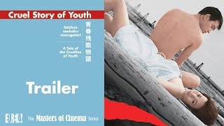 CRUEL STORY OF YOUTH (AKA NAKED YOUTH) (1960) (Masters of Cinema) Original Theatrical Trailer