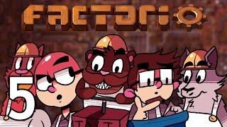 Factorio - NLSS Crew Plays - Episode 5 [Science Labs]