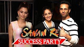 Sanam Re Movie SUCCESS PARTY | Urvashi Rautela, Pulkit Samrat, Yami Gautam