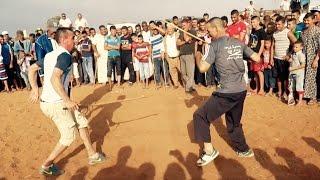 Combat de matraque 17  مبارزة بالعصا