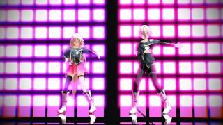 [MMD] IO & IA Glide