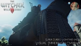 The Witcher 3 Visual Immersion Overhaul Mod