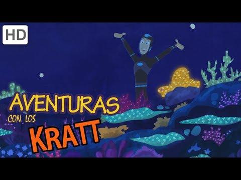 Aventuras con los Kratt - Criaturas del Caribe