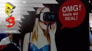 Naughty America VR Porno @ E3 2016 - wir haben's ausprobiert