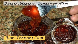 Bum Tchoonth Jelly || Quince Apple Jelly || Jam ||جام || जाम || Kashmir Food Fusion