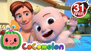 Swimming Song | +More Nursery Rhymes - CoCoMelon