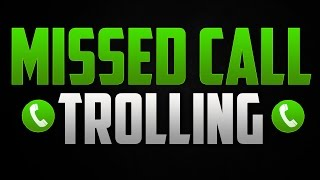 MISSED CALL TROLLING EPISODE 3 (Advanced Warfare)