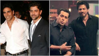 Hrithik & Akshay Planning A Film Together | Shahrukh Talks About His Fallout Period With Salman