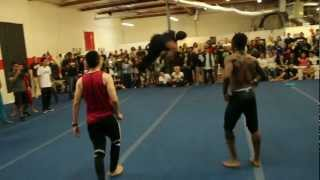 Tricking Battle White Lotus closing 3 on 3 - Anis, Danny, Kyle vs Will, Javier and Jeffrey