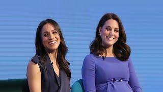 The Royal Wedding: How Meghan Markle and Kate Middleton