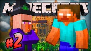 Minecraft - HEROBRINE'S MANSION! - Part #2 w/ Ali-A!