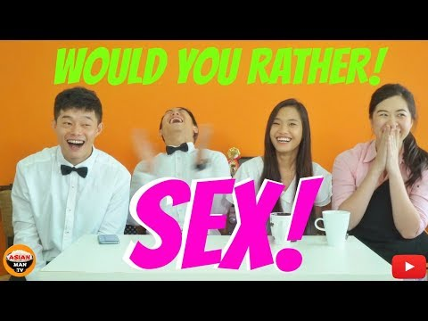 Xxx Mp4 Would You Rather Asian Man TV 3gp Sex
