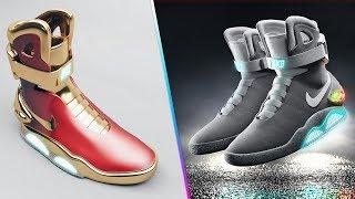 5 أحذية رياضية مستقبلية خرجت للوجود في 2017..!!
