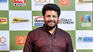 Lalitham 50 I Madhu Balakrishnan on red carpet l Mazhavil Manorama